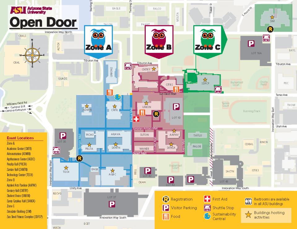 ASU Open Door 2018 Polytechnic