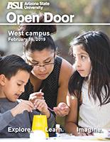 ASU Open Door 2019 West Program of Activities
