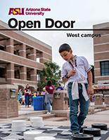 ASU Open Door at the West campus program